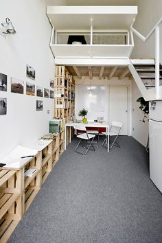 Given the low budget, the renovation has targeted interventions... - Archilovers The Social Network for Architect