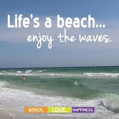 Can't stop the waves, but you can learn to surf. #GulfCoast #EmeraldCoast