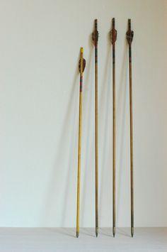 Arrows for wall art