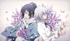 Yamatonokami & Honebami | Touken Ranbu