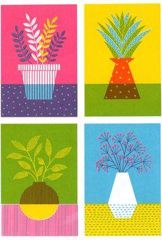Potted Plants - BOYOUN KIM
