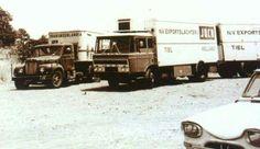 Mack Transneerlandia en Daf 2600 Juch