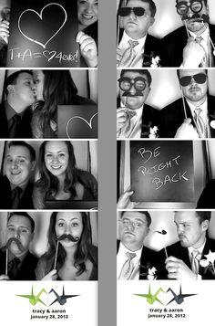 Weddings & Photobooths