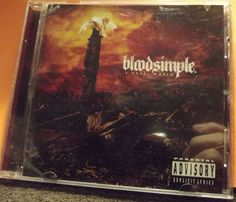 Sold!!  #Bloodsimple A Cruel #World PA CD 2005 Reprise Rock #Metal