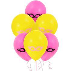 Superhero Girl Latex Balloons from BirthdayExpress.com                                                                                                                                                                                 More