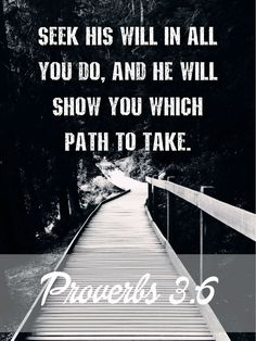Jesus Christ Quotes:path narrow Seek his will in all you do, and he will. Prayer Scriptures, Bible Prayers, Faith Prayer, Prayer Quotes, Bible Verses Quotes, Faith In God, Spiritual Quotes, Religious Quotes, Bibel Journal
