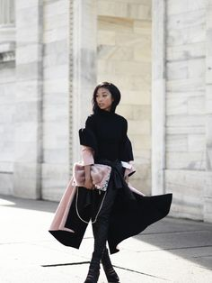 sportmax-milan-fashion-week-margaret-zhang-streetstyle-FW14-shinebythree