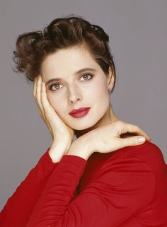 20 Best Italian Actresses: Isabella Rossellini (1952) - Isabella Fiorella Elettra Giovanna Rossellini is an Italian actress, filmmaker, author, philanthropist, and model. The daughter of Swedish actress Ingrid Bergman and Italian director Roberto Rossellini, she has a twin sister Isotta Ingrid Rossellini, who is an adjunct professor of Italian literature.  Rossellini is noted for her modelling, and for her roles in films such as Blue Velvet and Death Becomes Her.    #TuscanyAgriturismoGiratola