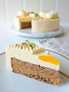 Mangomoussetårta | Brinken bakar