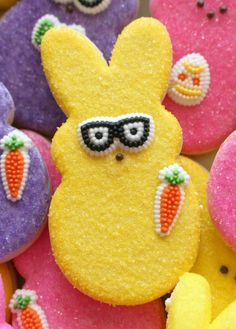 PEEPS® are an iconic Easter treat. Each Easter season, Americans buy more than 700 million marshmallow Peeps, making them the most popular non-chocolate Easter candy for over 20 years. Even if you aren't a fan of their sweet and sugary marshmallow taste, you can't deny that they're adorable! Check out our selection of Peeps products …