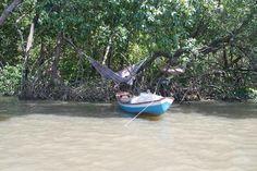 Pescadores do Delta do Parnaíba - Tutóia - Maranhão - Brasil
