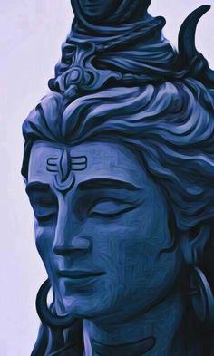 Shiva the other hydro-Hindu deity, revered widely by Hindus, in India, Nepal and Sri Lanka \ \ # schools omm Arte Shiva, Mahakal Shiva, Shiva Art, Krishna Art, Lord Shiva Statue, Lord Shiva Pics, Lord Shiva Hd Images, Aghori Shiva, Rudra Shiva