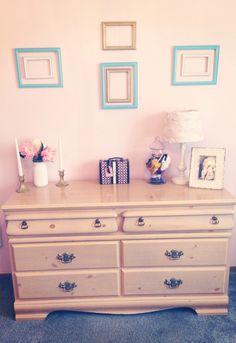 Em's new shabby chic room