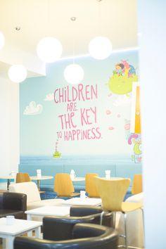 Diez cafeterías para ir con niños