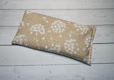 dandelions Aromatherapy Eye Pillow  lavender / flax by Laa766