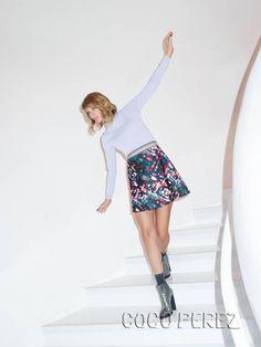 From the ASOS magazine photoshoot