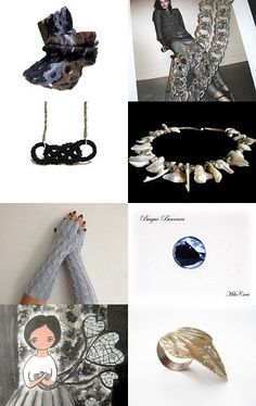 Monochrome by Georgia on Etsy--Pinned with TreasuryPin.com