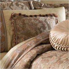 Charmant Croscill Royalton Decorative Pillows #homedecor #pillows Www.croscill Living .com | Bedroom | Pinterest | Pillows, Pillow Talk And Bedrooms