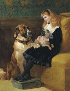 El Hurgador [Arte en la Red]: Pintando perros (XIII)