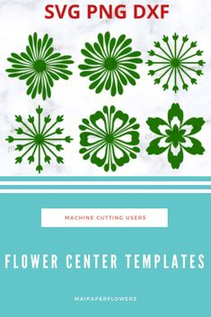 These paper flower center templates SVG will definitely add a charming look to your paper flowers crafts! They work with Cricut and Silhouette cutting machines. Make your projects at saving cost! #paperflowercentertemplate #papeflowercentercricut #flowercentersvg #paperflowercentersvg #paperflowercenters #flowercentertemplate #paperflowerscraft #paperflowercrafts Paper Flowers Craft, Large Paper Flowers, Paper Flower Backdrop, Giant Paper Flowers, Flower Diy, Flower Crafts, Diy Flowers, Large Paper Flower Template, Paper Flower Tutorial