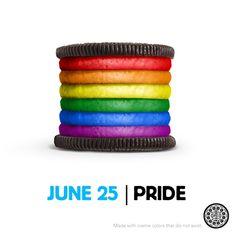 Oreos' 'Pride' campaign (Kraft Foods)