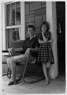 William Gedney's Kentucky photos from 1972.