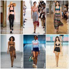 As Tendências que se Destacaram nas Semanas de Moda