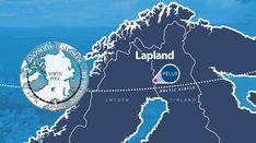 Arctic Circle and Northern Scandinavia Lapland Finland, Arctic Circle, Tour Guide, Tourism, Nostalgia, Maps, Travel, Sun, Historia