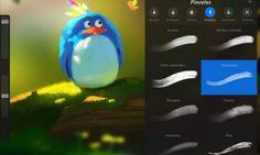 15 apps para dibujar en la tableta