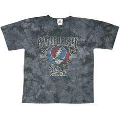 Grateful Dead American Music Hall Tie Dye T-shirt