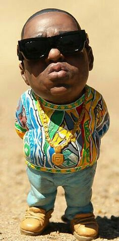 Notorious BIG comes wearing a colorful sweater,sunglasses,and chain Biggie Smalls, Rock Poster, Hip Hop Art, Snoop Dogg, Rap Music, Cute Cartoon Wallpapers, Cool Toys, Old School, Cool Pictures
