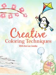 You will not want to miss this!!! A class FULL of great coloring techniques and fun projects!!!!