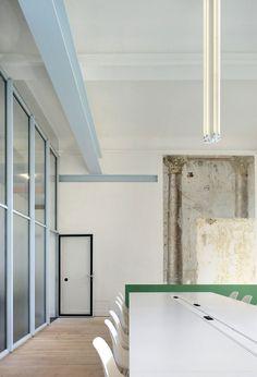 Famous Agency by Architecten De Vylder Vinck Taillieu // Belgium.