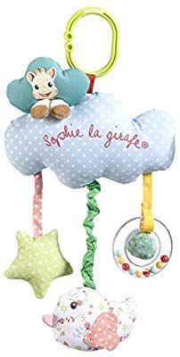 Sophie la Girafe Fresh Touch Vulli Hochet Multi-textu/é