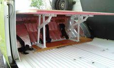 Kombi Trailer, Trailers, Camper Furniture, Combi T1, Rock And Roll Bed, Volkswagen Bus, Vw T1, Kombi Home, Camper Van Conversion Diy