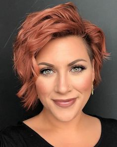 Very cute pixie cuts hairstyles for Women 2020 - FullHairstyle Undercut Hairstyles Women, Long Pixie Hairstyles, Short Bob Haircuts, Diy Hairstyles, Undercut Pixie, Red Hair Undercut, Hairstyle Ideas, Bold Haircuts, Undercut Bob Haircut