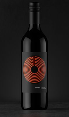 Enjoy More of that Holiday Flavor with Buddy's Mulled Wine — The Dieline - Branding & Packaging Design