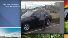 Dear Jon Delaney   A heartfelt thank you for the purchase of your new Subaru from all of us at Premier Subaru.   We're proud to have you as part of the Subaru Family.