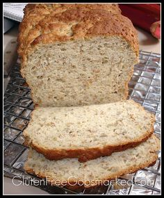 Gluten Free Sunflower & Millet Bread, originally uploaded by Kate Chan. It's picnic season around here. For some reason, the month of July means picnics as of late for us. Personally, I t… Gluten Free Kitchen, Gluten Free Baking, Gluten Free Recipes, Bread Recipes, Cooking Recipes, Easy Recipes, Gluten Free Crumpets Recipe, Healthy Recipes, Dinner Recipes