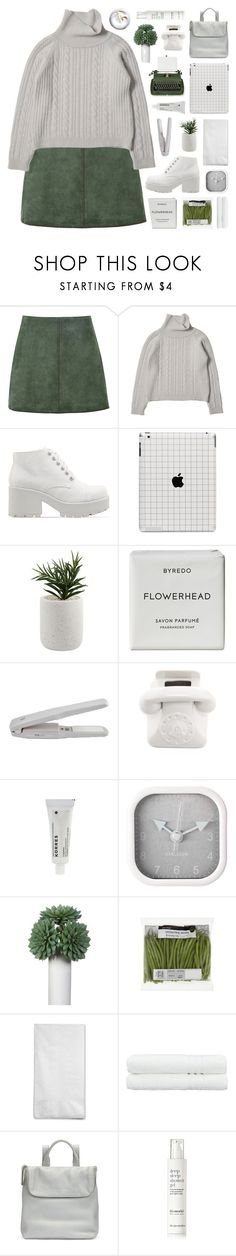 """""""it's got me up all night"""" by www-purrtydino-org ❤ liked on Polyvore featuring George J. Love, Vagabond, Byredo, Jonathan Adler, Korres, Karlsson, LIST, Linum Home Textiles, Whistles and This Works"""