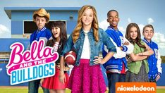 Bella and the Bulldogs - Episodes