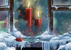 Free (non virus holding) Christmas Desktop Backgrounds!