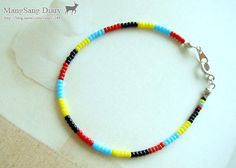 Easy Colorful Bracelet