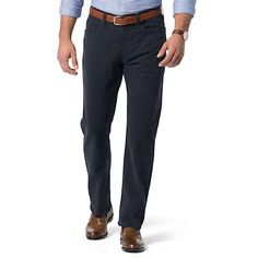 AG Protege-Sueded 5-Pocket - New Navy - $178 - https://savannahhughes.jhilburn.com/products/ag_protege_sueded_5-pocket/new_navy