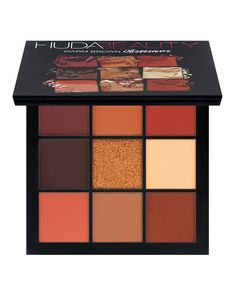 Huda Beauty | Warm Brown Obsessions Palette | Cult Beauty