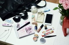 Jestem Kasia: What's in your bag?