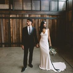Last month we teamed up with 9 different vendors to create this moody, artistic, dream-like styled s...