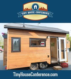 Chemical free tiny house