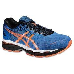 e7f8fcc48d1f7 Asics Gel-Nimbus 18 Blue Orange Shoes Asics Gel-Nimbus 18 Red Black Shoes
