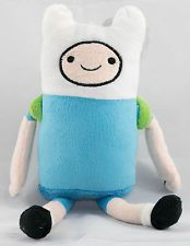 """Adventure Time Plushie Finn 11""""/25cm Toy Birthday Gifts For Kids, Pop Vinyl, Plushies, Adventure Time, Snoopy, Gift Ideas, Toys, Christmas, Activity Toys"""